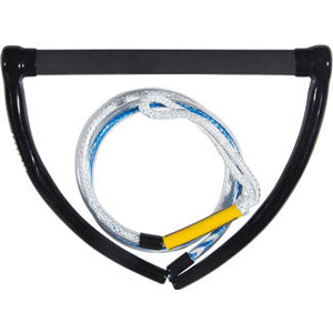 """Jobe B2 Spectra 12"""" 24mm Straight Tow Rope and Handle"""