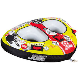 Jobe Double Trouble Towable Inflatable