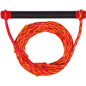 Jobe Kick Off Tow Rope and Handle