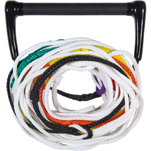 Jobe Sport Series 8-Section Tow Rope and Handle